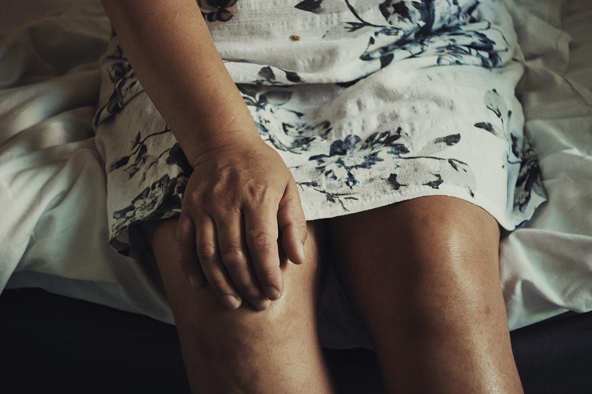 Low testosterone women with joint pains