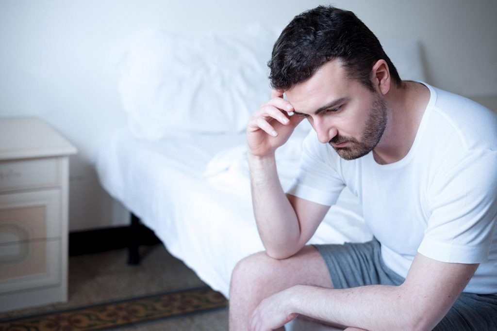 Low T men with fertility problem